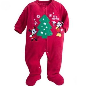 My 1st Christmas Mickey & Minnie Sleeper